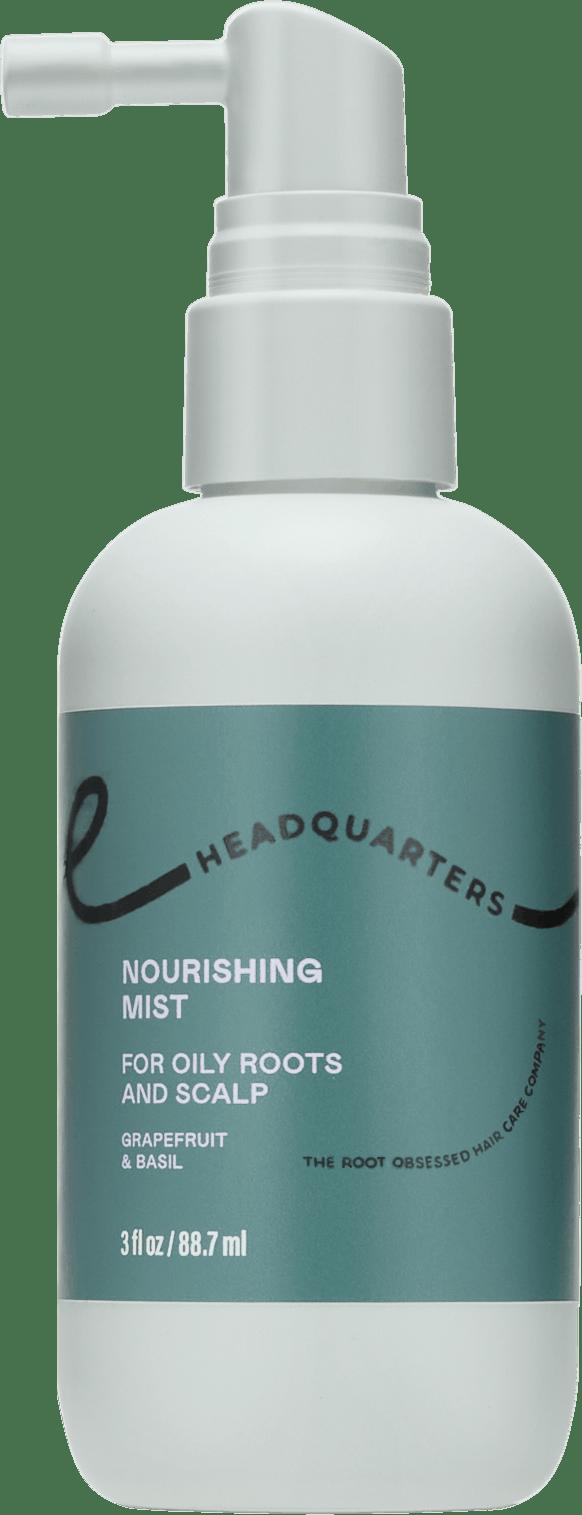 Headquarters Nourishing Mist Oily scalp care bottle