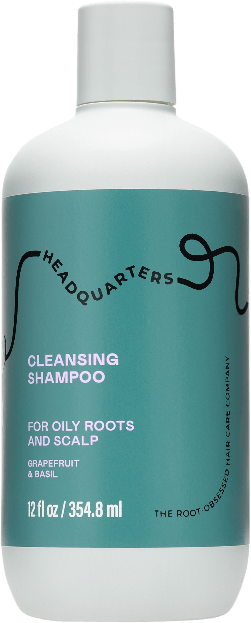 Headquarters Cleansing Shampoo Dry scalp care bottle