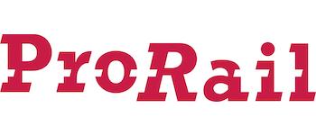 Corporate logo ProRail