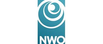 Logo De Nederlandse organisatie voor Wetenschappelijk Onderzoek (NWO)