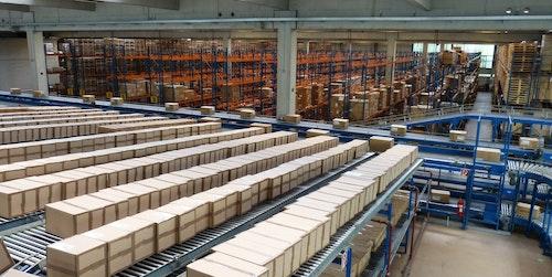 Logistiek bedrijf