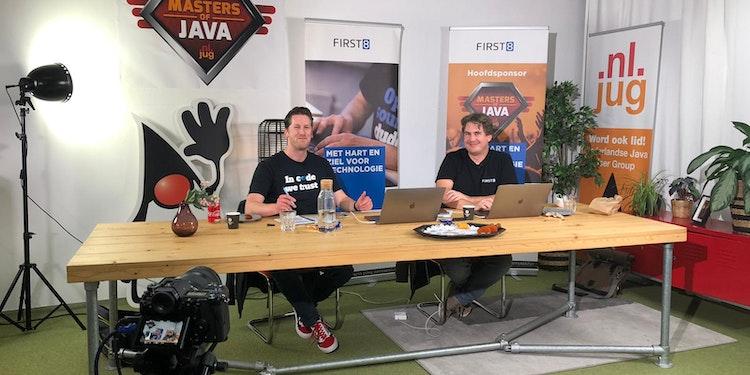 First8 en de Masters of Java