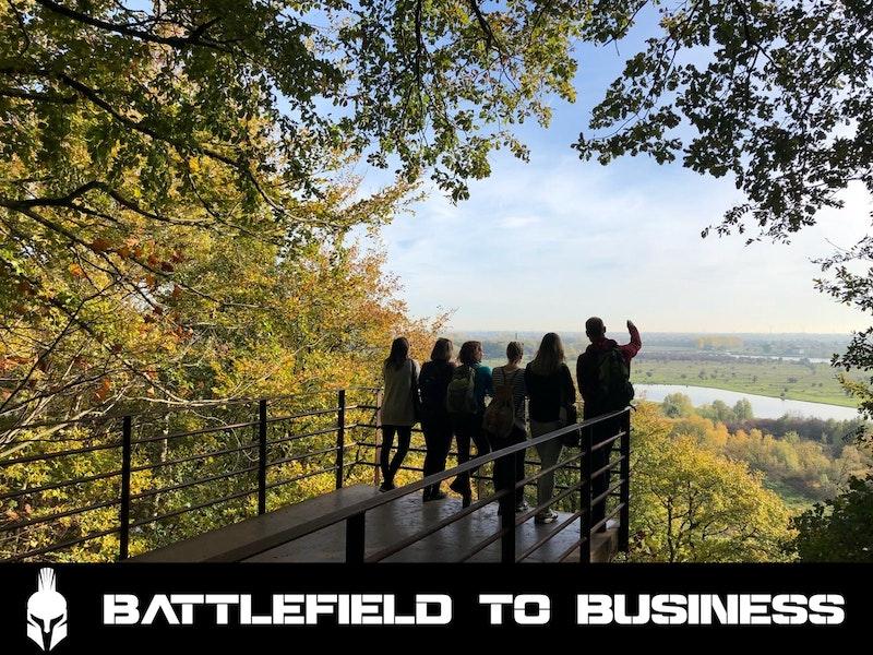 Conclusion leiderschap - Battlefield to Business