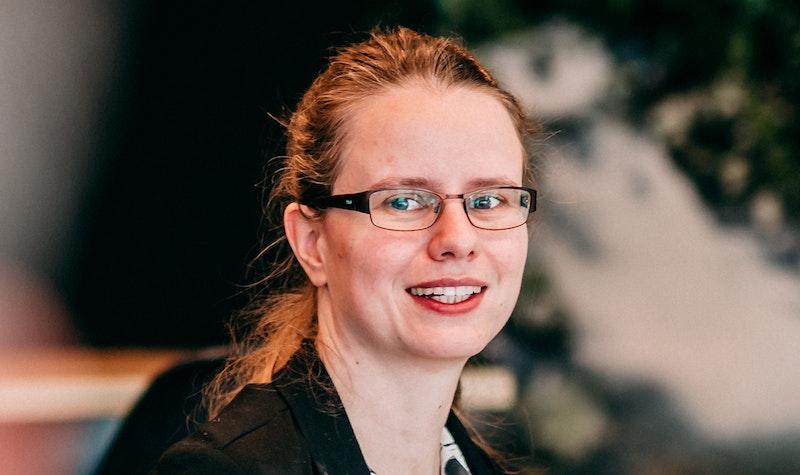 Medewerker Eline Bijkerk