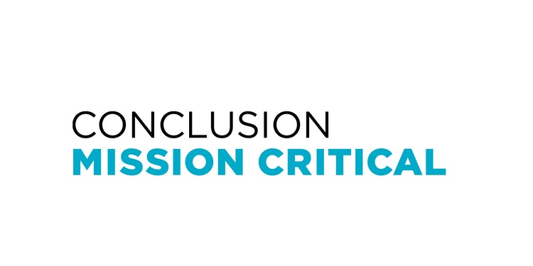 Logo Mission Critical