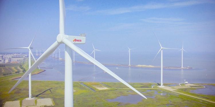 digitale transformatie door ERP-systeem Windpark Delfzijl Noord