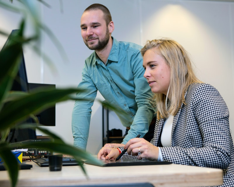 Onze experts in didactiek, (game)design, user experience en learning technology, brengen jouw mensen in beweging