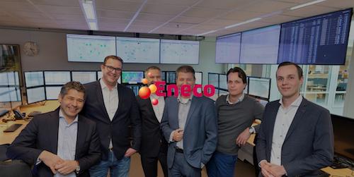 24x7 monitoring van OT- omgeving Eneco