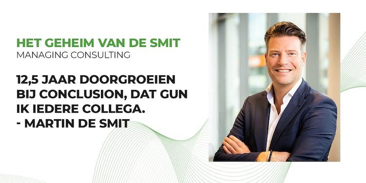Martin de Smit - Managing Consultant - Conclusion Consulting