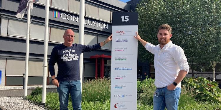 AMIS verwelkomt IoT Integration Architect Jan Willem Groenenberg en junior IoT Developer Jurjen Braam.