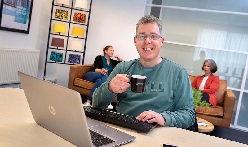 Senio developer Frank Joppe - werken bij Conclusion