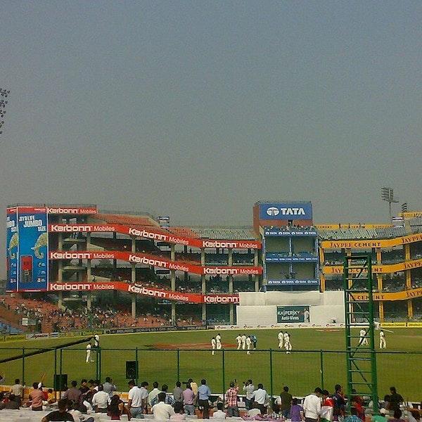 delhi capitals cricket arena