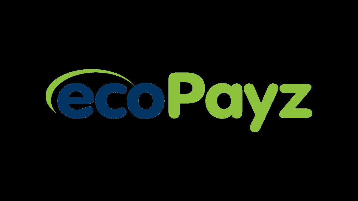 ecopayz logo on white background