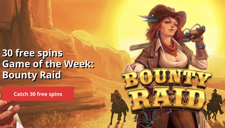 Bounty Raid Royal Panda Slot