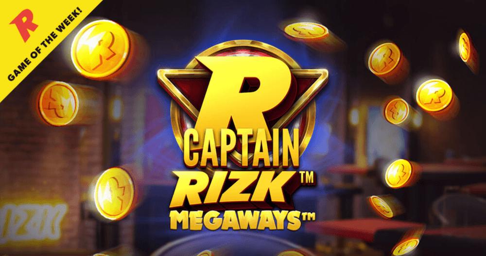 Double Speed Captain Rizk Megaways
