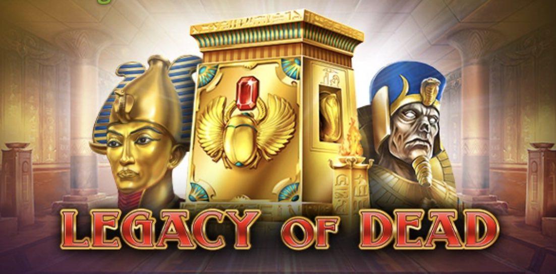 LeoVegas Biggest Winner Legacy of Dead