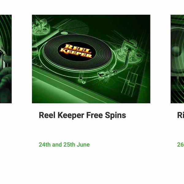 Unibet free spins bonanza