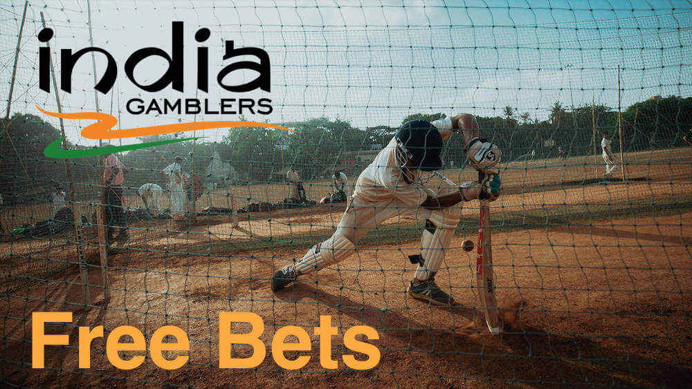 Free bets India