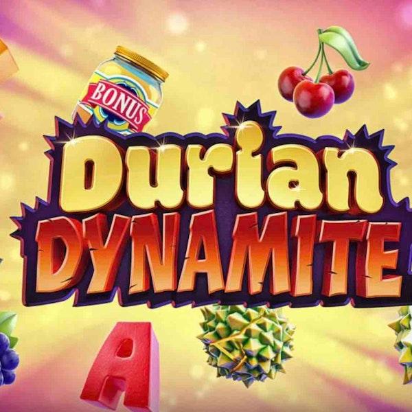 Durian Dynamite Rizk slot