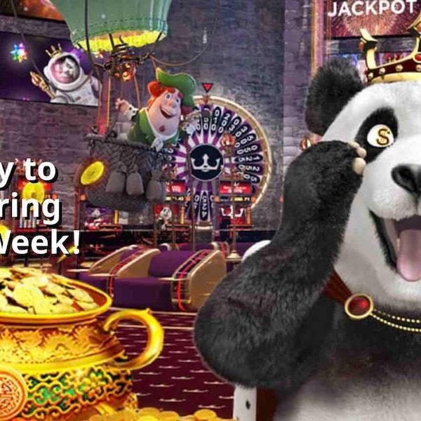 Royal Panda Golden Week