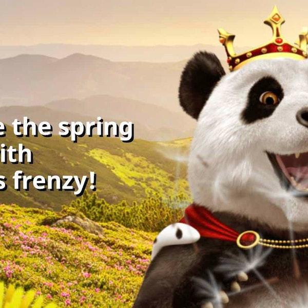 Royal Panda Spring Promotion 2020