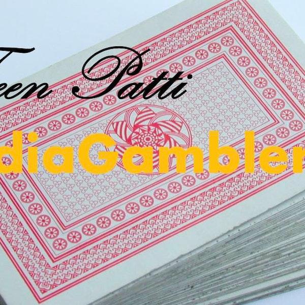 Teen Patti India Gamblers