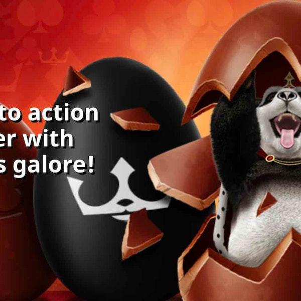 Royal Panda Easter Promotion
