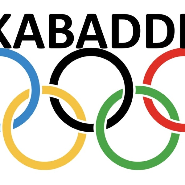 Kabaddi Olympic Games Logo