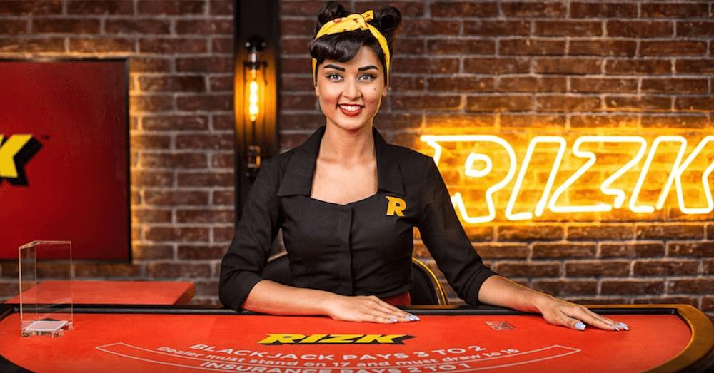 Rizk India Live Casino