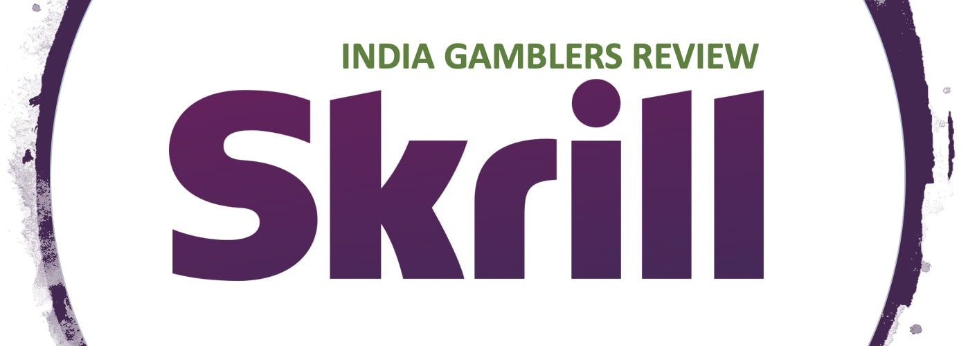 Skrill Review India Logo