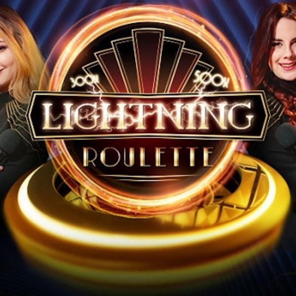 Lightning Roulette at LeoVegas
