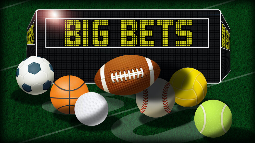 betting on different kinds of sports