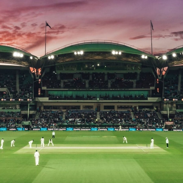Live Cricket game in India
