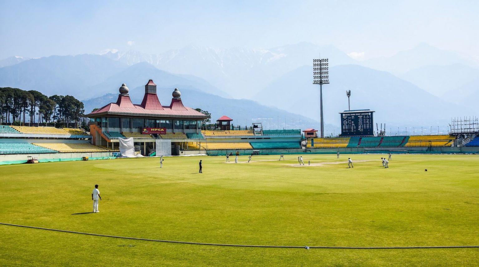 Himachal Pradesh Cricket Stadium