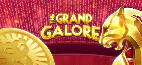 Grand Galore Leo Vegas India