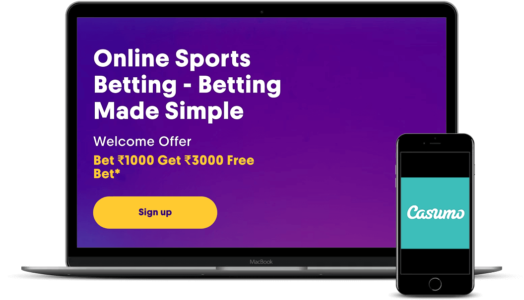 Casumo Sports Bonus Offer India