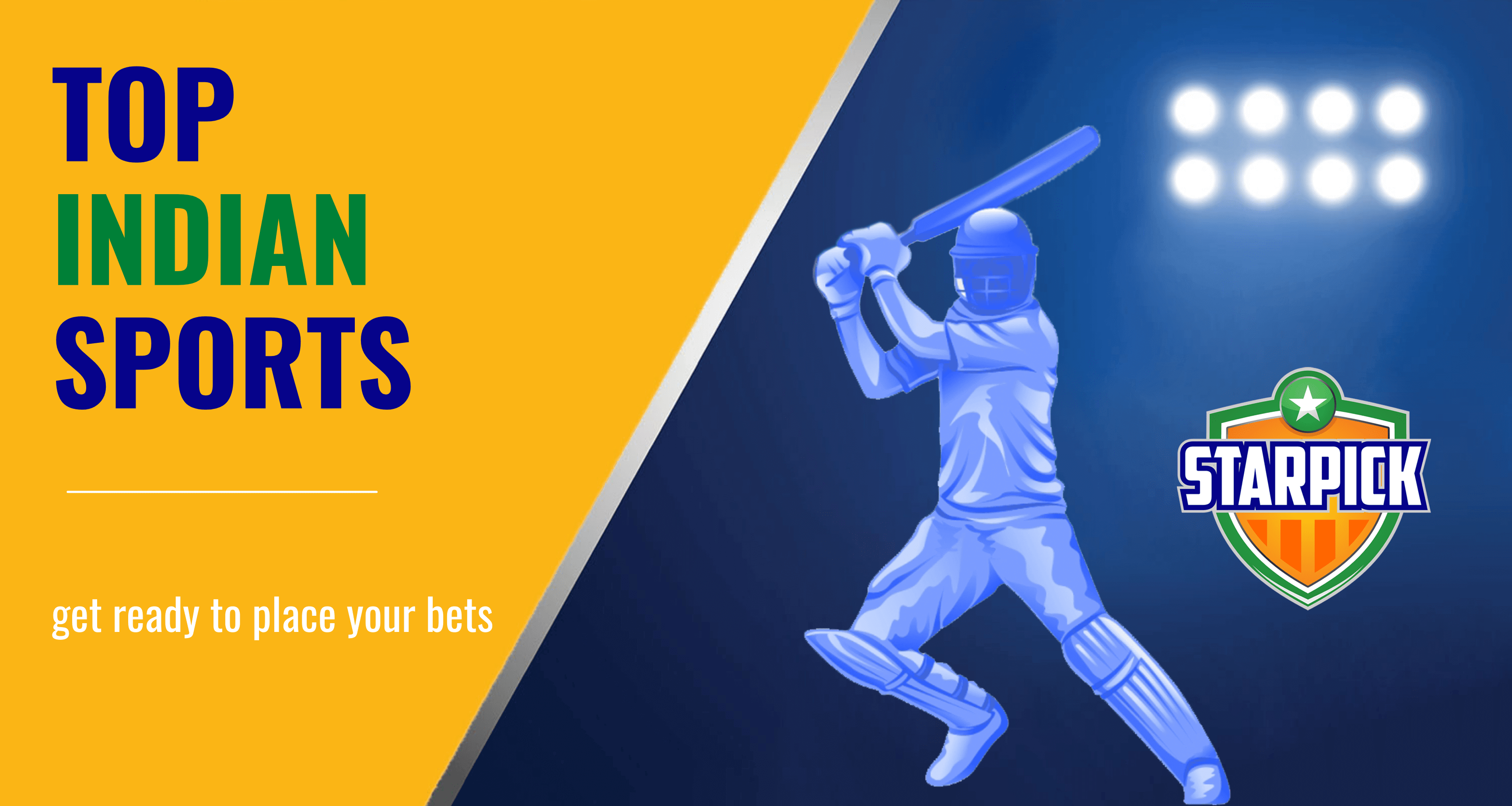 Top Indian Sports