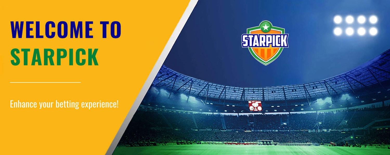 StarPick Homepage Stadium