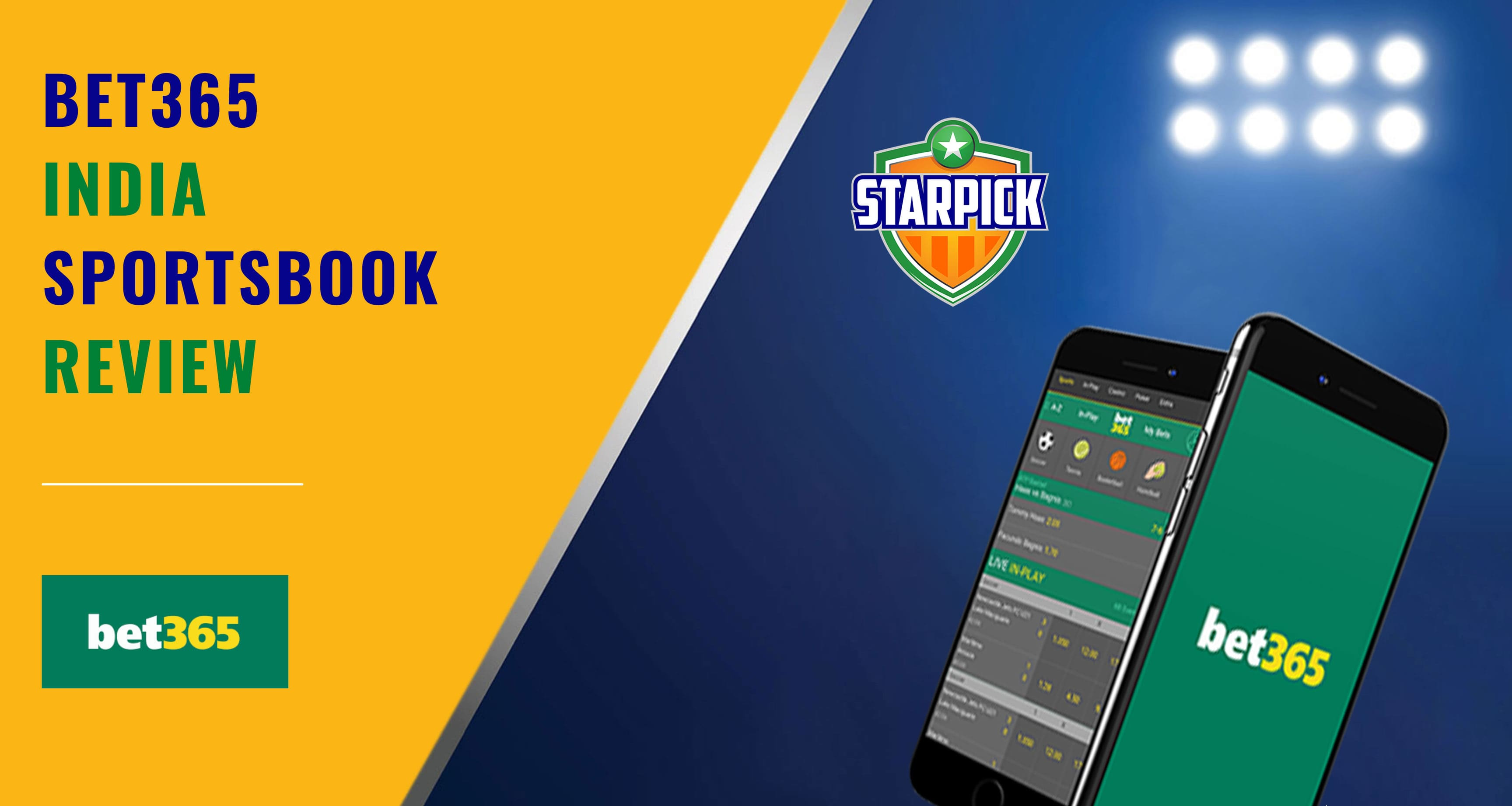 Bet365 India Review