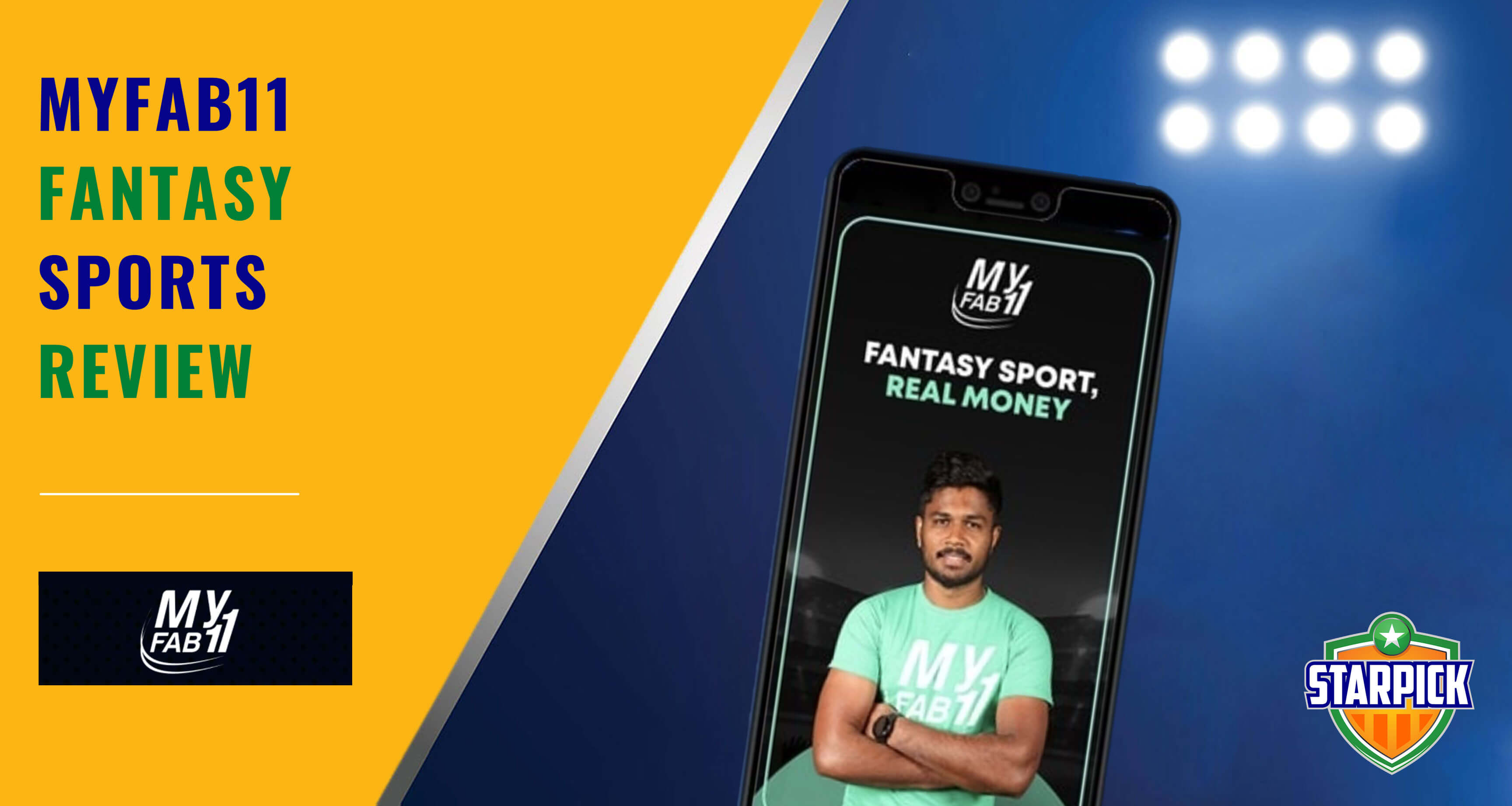 Myfab11 Fantasy Sports Review
