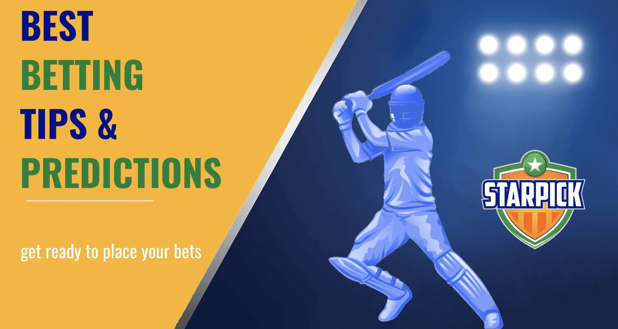 Best Betting tips and predictions