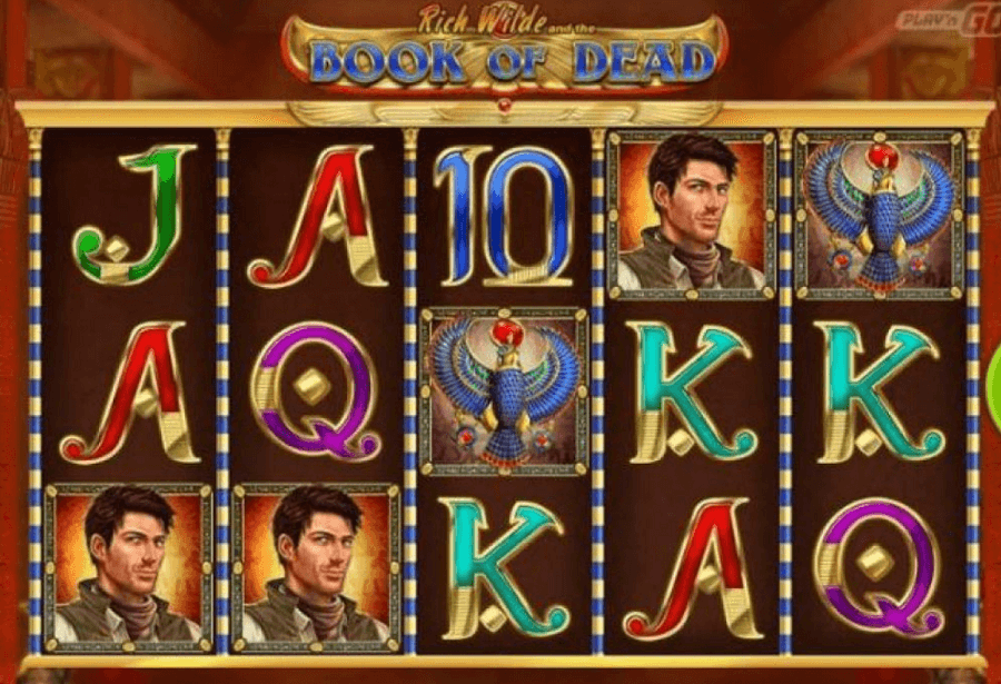 book of dead for free