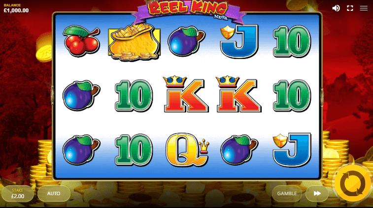 Reel King Mega Slot free
