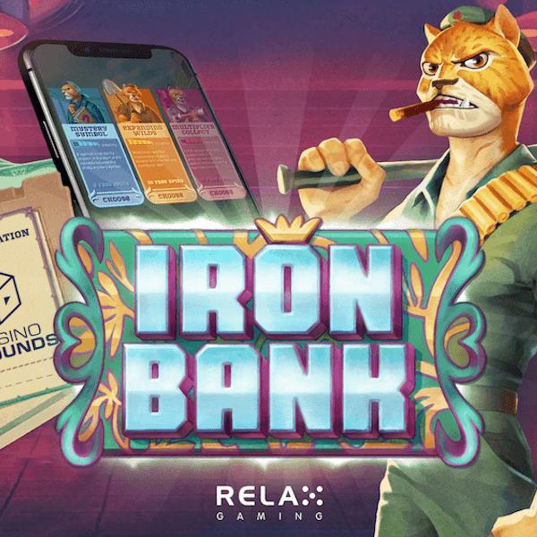 Iron Bank Relax Gaming