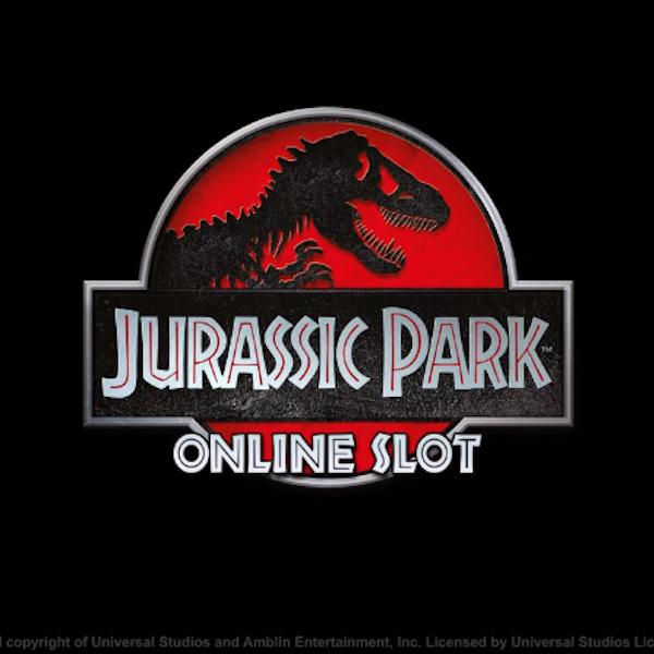 Jurassic Park Slot Logo