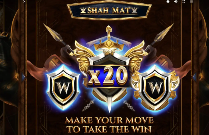 Shah Mat Slot Make Your Move To Take The Win