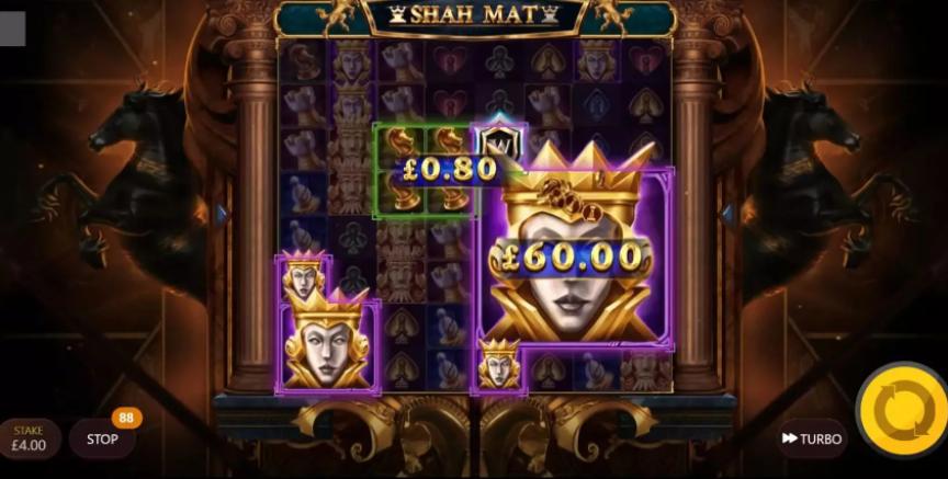 Shah Mat Slot Win