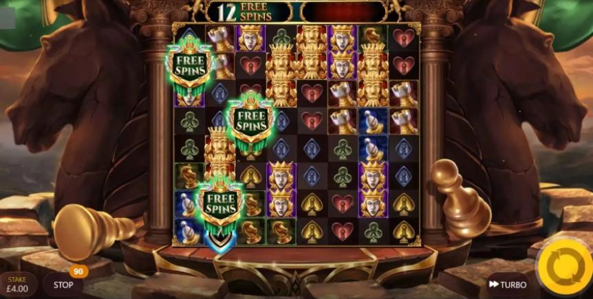Shah Mat Slot Free Spins