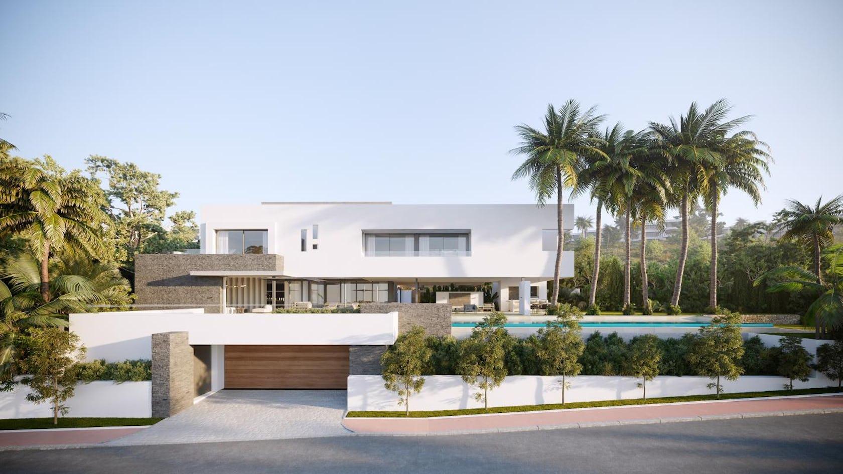 house building housing villa