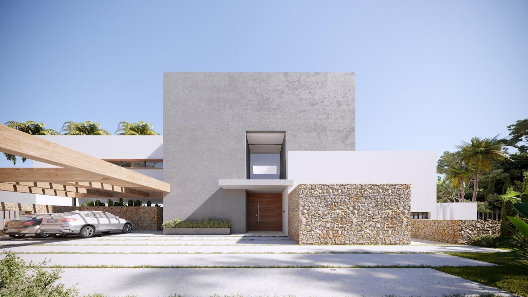 building housing car vehicle automobile transportation architecture wall concrete
